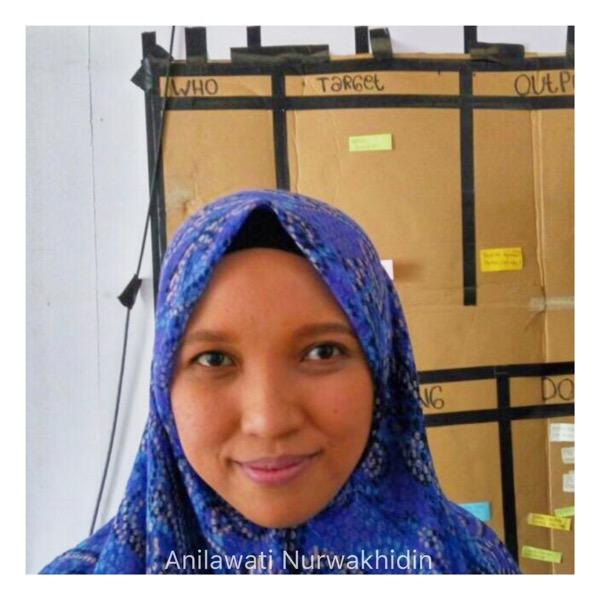 Anilawati Nurwakhidin - 1M1C