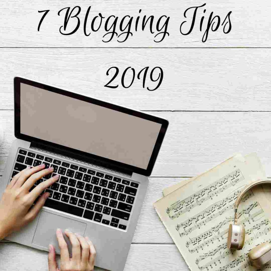 Blogging Tips For Beginner in 2019